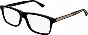 GUCCI 0384O 001 ADV - Oprawki okularowe - gucci