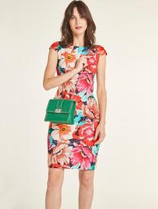Sukienka Heine mini z krótkim rękawem