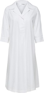 Sukienka Selected Femme mini oversize z długim rękawem