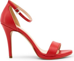 Sandały Made In Italia ze skóry