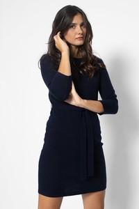 Sukienka Authentic Cashmere mini z kaszmiru