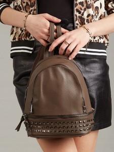 Brązowy plecak Bella Belly