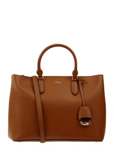 Brązowa torebka Ralph Lauren