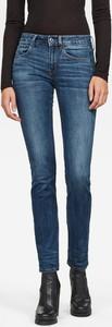 Niebieskie jeansy G-star