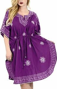 Sukienka La Leela w stylu casual maxi