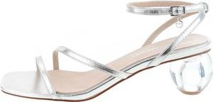 Sandały Prima Moda ze skóry