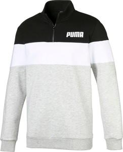 Sweter Puma w sportowym stylu z bawełny
