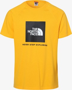 T-shirt The North Face w sportowym stylu