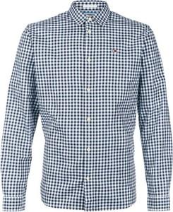 Koszula Tommy Hilfiger w stylu casual z bawełny z długim rękawem