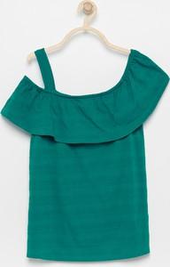 Zielona bluzka dziecięca Reserved