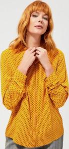 Koszula Moodo z długim rękawem w stylu casual