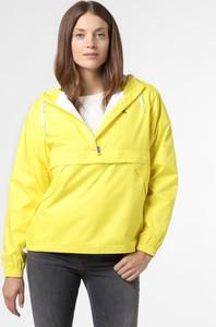 Żółta kurtka Calvin Klein krótka