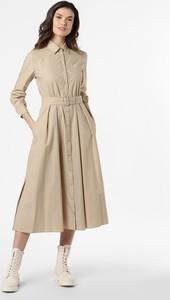 Sukienka MaxMara w stylu casual z długim rękawem midi