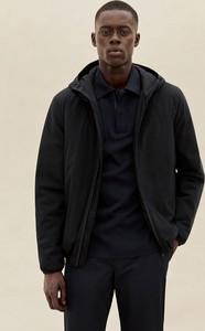 Czarna kurtka Mango Man krótka