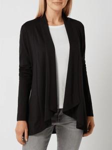 Czarny sweter Montego w stylu casual