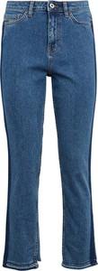 Niebieskie jeansy Tom Tailor w stylu casual