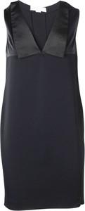 Czarna sukienka Stella Mccartney Vintage mini