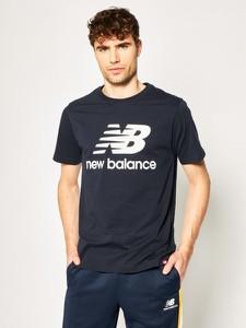 T-shirt New Balance z nadrukiem