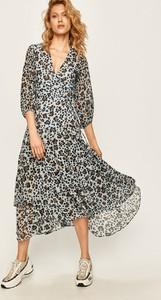 Sukienka Liu-Jo w stylu casual maxi z tkaniny