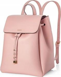 Różowy plecak Merg