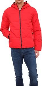 Czerwona kurtka Emporio Armani