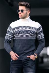 Sweter Duuf w młodzieżowym stylu