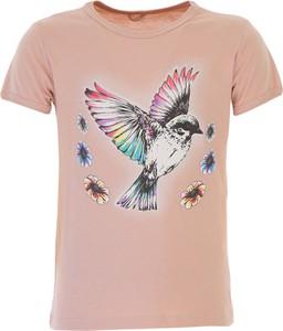 Różowa bluzka dziecięca Stella McCartney
