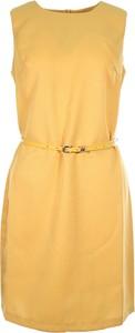 Sukienka MOLLY BRACKEN mini z okrągłym dekoltem bez rękawów