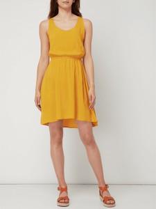 Żółta sukienka Only