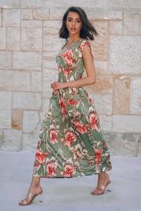 Sukienka Popatu maxi w stylu boho