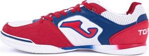 Buty sportowe Joma Sport sznurowane ze skóry w sportowym stylu