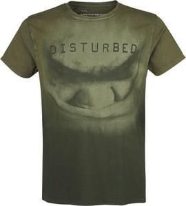 T-shirt Emp z bawełny w młodzieżowym stylu z krótkim rękawem