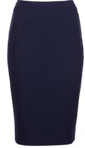 Niebieska spódnica VISSAVI midi