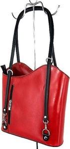 92e5cf5750f6d torebki ze skóry listonoszki - stylowo i modnie z Allani