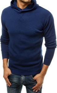 Sweter Dstreet z wełny w młodzieżowym stylu
