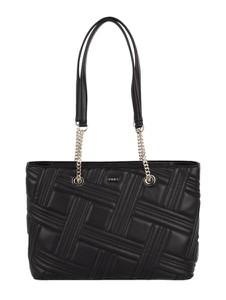 Czarna torebka DKNY ze skóry