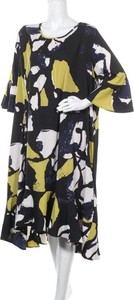Sukienka Ts z długim rękawem midi