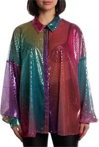 Koszula Marco Bologna z długim rękawem z kołnierzykiem w stylu casual