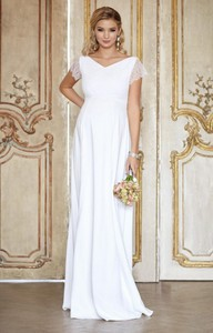 b3696ded63 suknia ślubna w stylu retro - stylowo i modnie z Allani