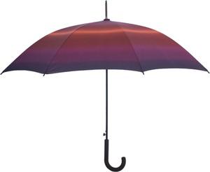 Parasol derby z nadrukiem