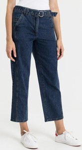 Niebieskie jeansy Diverse