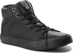 Sneakersy big star - aa274006 black