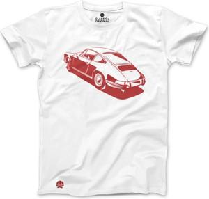 T-shirt sklep.klasykami.pl z bawełny z krótkim rękawem