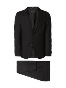 Brązowy garnitur Drykorn