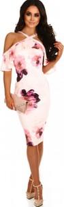 Sukienka noshame z dekoltem halter
