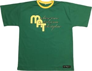T-shirt Melanżowe Akcesoria Tekstylne z krótkim rękawem w młodzieżowym stylu