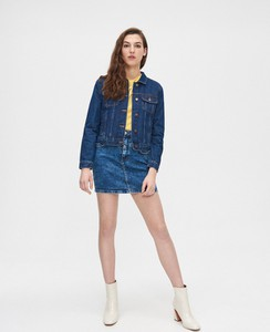 Kurtka Cropp z jeansu