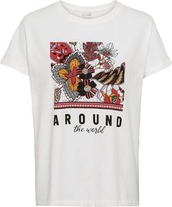 T-shirt bonprix w młodzieżowym stylu