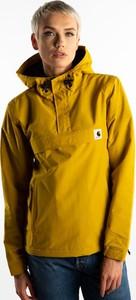 Żółta kurtka Carhartt WIP