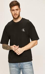 T-shirt Calvin Klein Underwear z dzianiny z krótkim rękawem